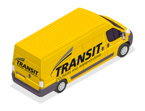 Van | Transit Couriers and Warehousing